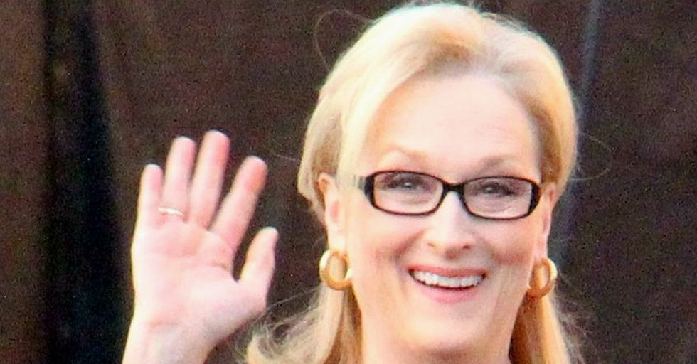 An Italian Producer Once Called Meryl Streep An Ugly 'Pig.' Her Eloquent Response Is Everything.