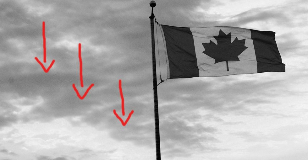 What's Happening In The Skies Over This Canadian Town Is Creeping The Kids Right Out
