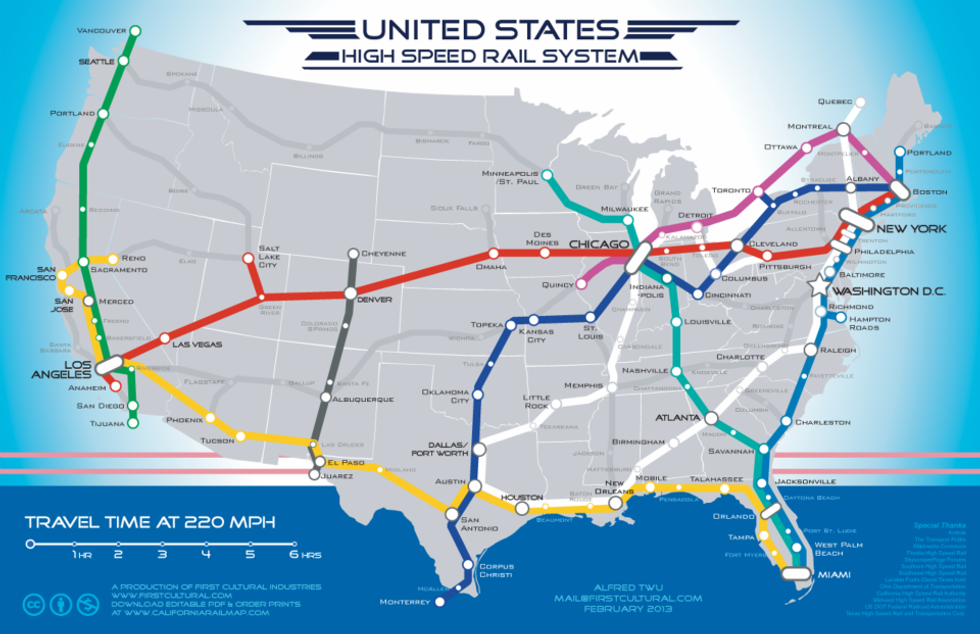 future map of the united states This Future Map Of The United States Is Way Cooler Than Any