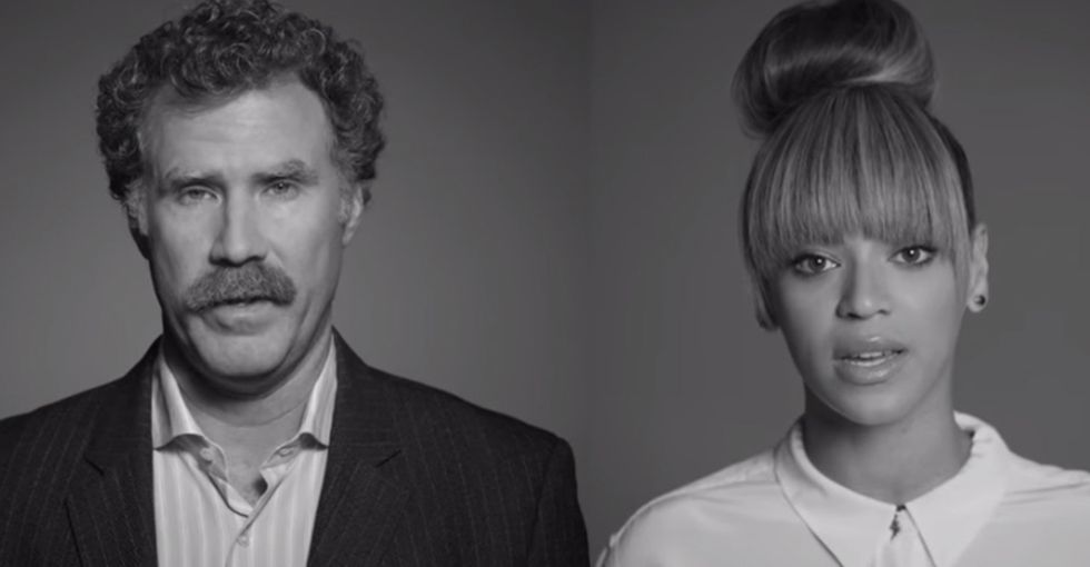 One minute of fed-up celebrities talking about guns is actually worth your time.