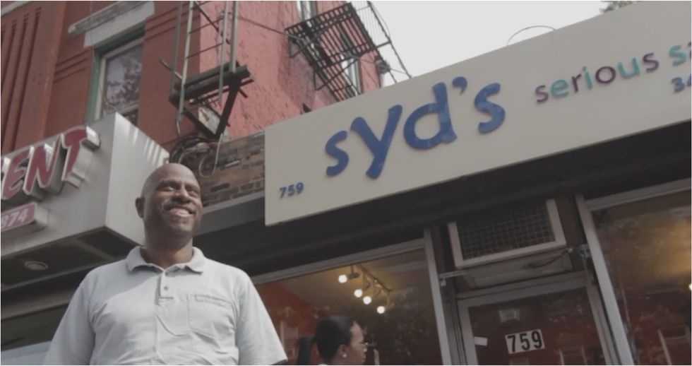 We rarely hear the voices of actual small business owners. Syd's is one to remember.