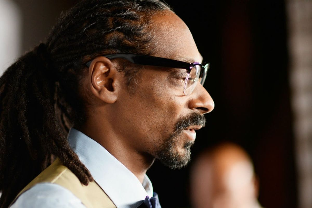 Snoop Dogg just made a powerful apology to Gayle King after attacking her Kobe Bryant questions