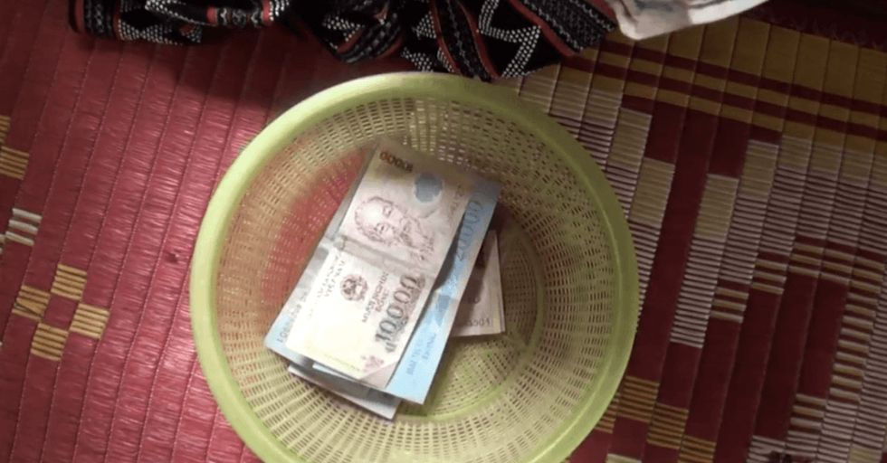 It May Look Like A Basket Of Cash, But It's *So* Much More Than That