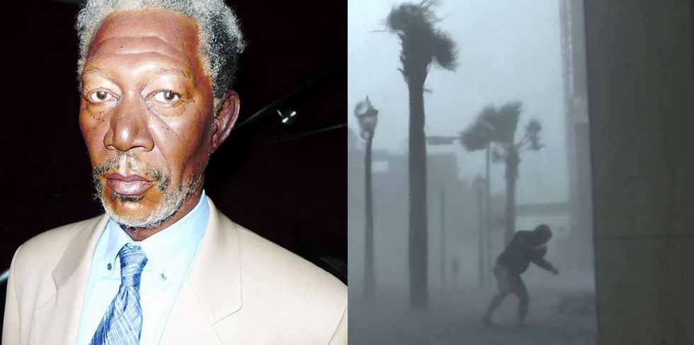 Morgan Freeman needs just 62 seconds to inspire all of us about the future of our planet.