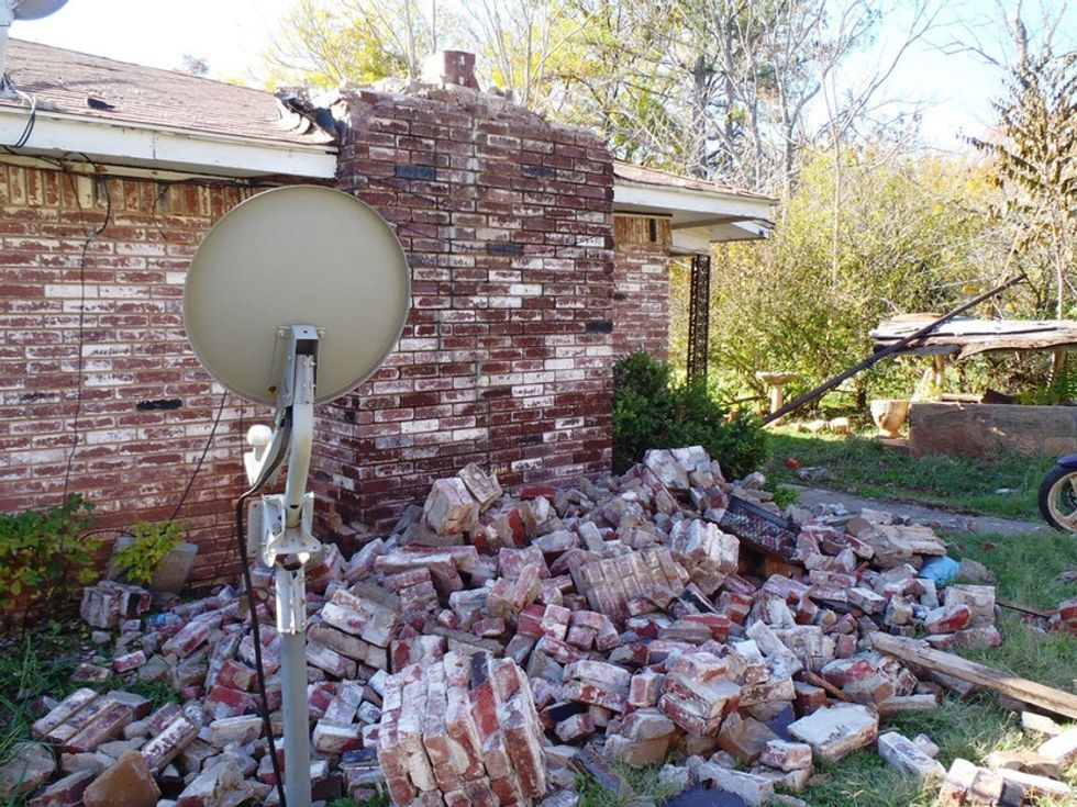 Can you guess which state had over 500 significant quakes in 2014? The answer is telling.