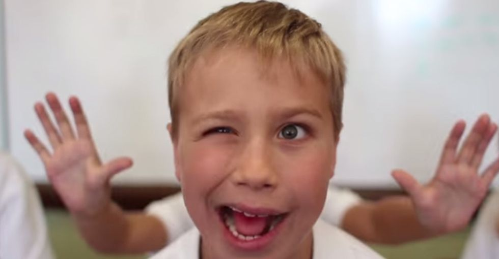 A DJ Remixed A Gang Of Third-Graders Just Being Kids. Their Song *Might* Get Stuck In Your Head.