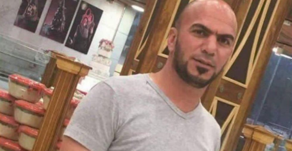 This heroic man 'hugged' a terrorist. And it likely saved hundreds of lives.