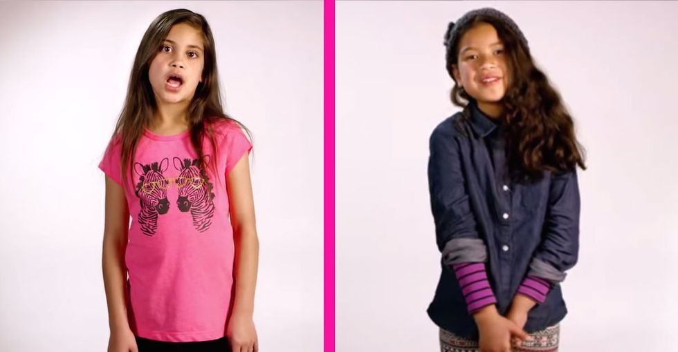 These Kids Are Cute. But 24 Seconds In, You Might Be Horrified.