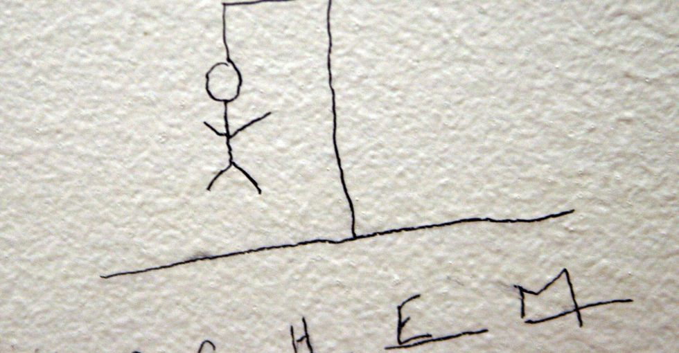 Ever Play Hangman? Listen To This Guy Reveal The Truth Behind The Game.