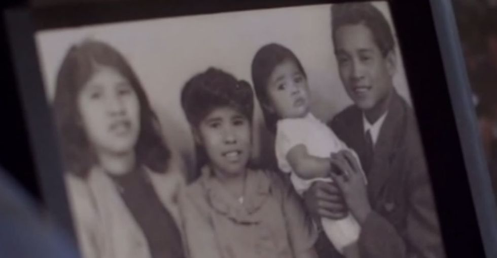 It Took Her 7 Years To Share What Her Family Had Known For Generations