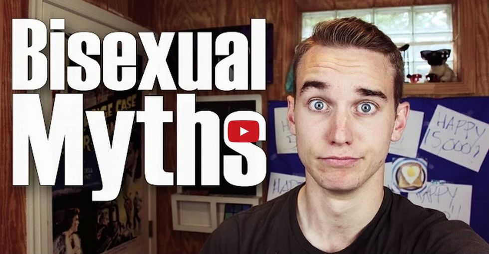One Guy Explains How He's Certain That He's Bisexual Without Ever Being With Another Man