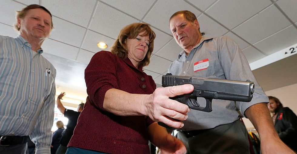 Dear North Carolina: Arming teachers with guns is a spectacularly bad idea.