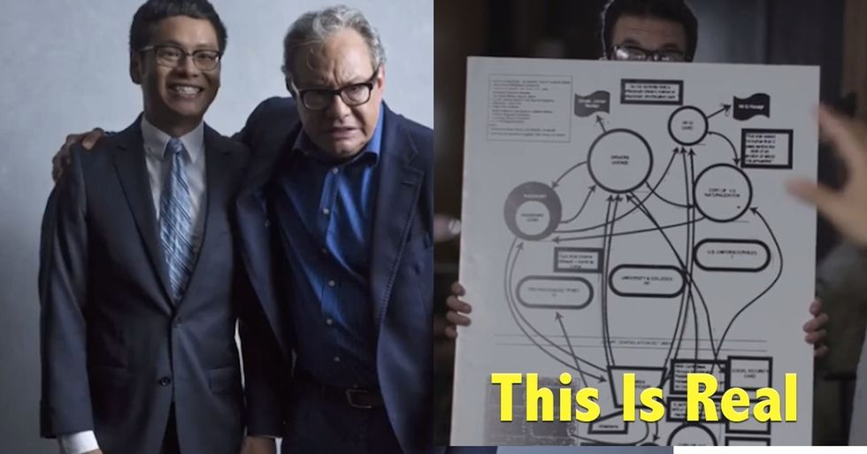 An Angry Old Guy Is Shown A Piece Of Paper That Wisconsin Actually Gave To Voters And Freaks Out