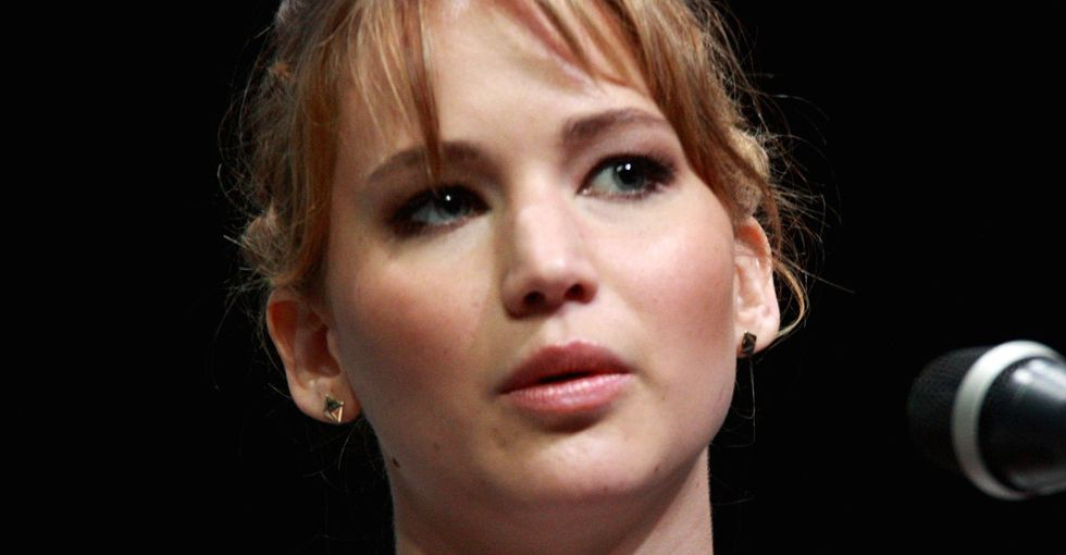 If You Think Jennifer Lawrence Is Sorry For Her Nude Photos, You're In For A Surprise