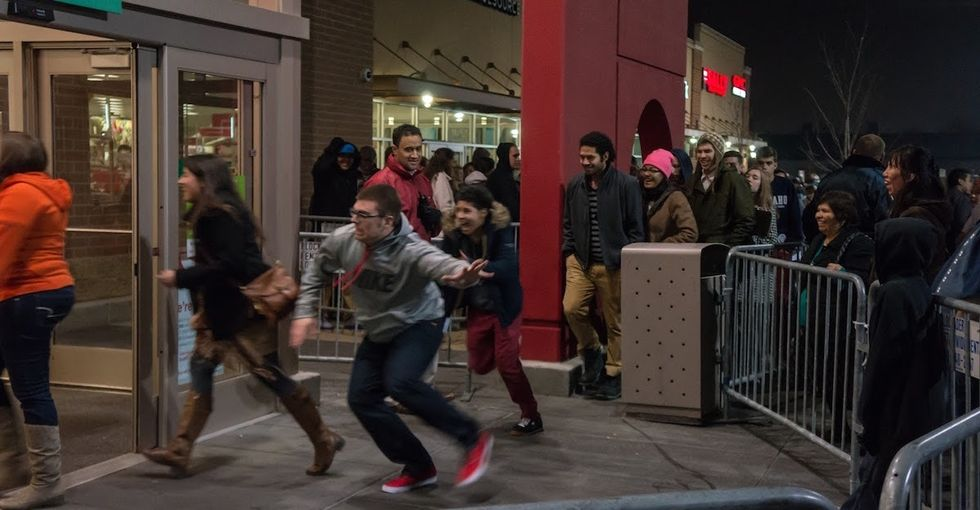 There are better things you can do on Black Friday than shop. Here are 7 ideas.