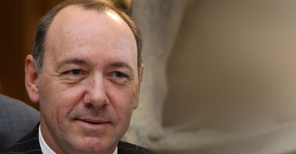 Listen To Kevin Spacey Throw Some Serious Shade At Our Real-Life House Of Cards