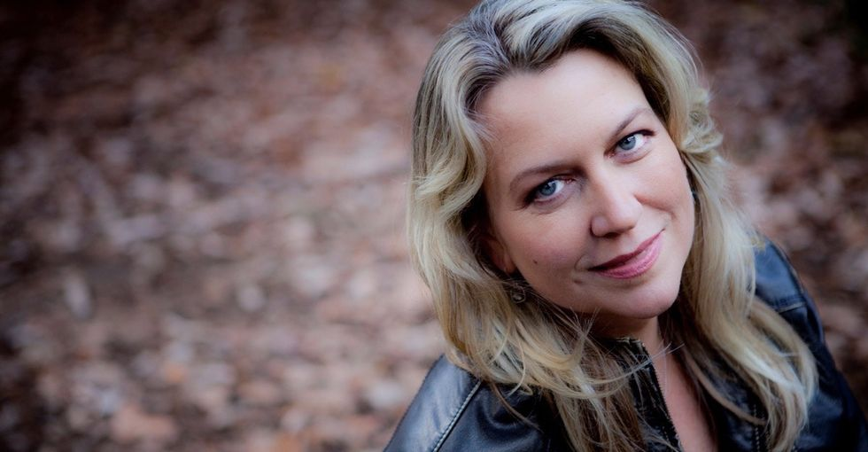 Cheryl Strayed on pain, letting go, and self-help for Donald Trump.