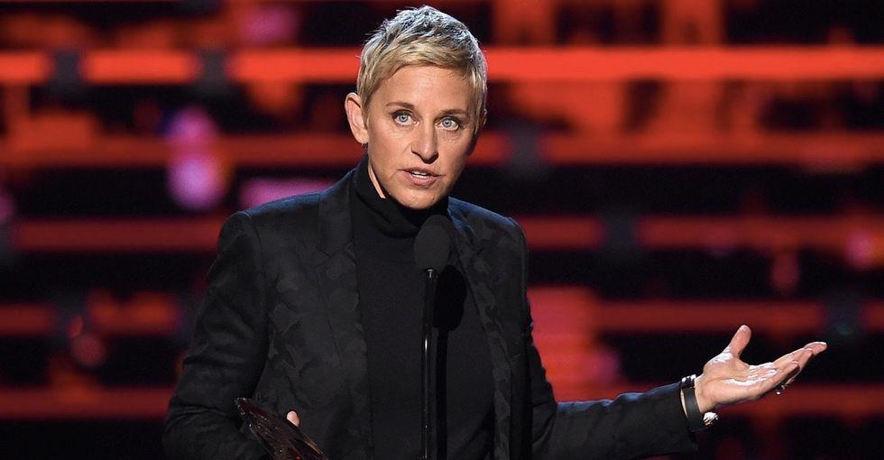 Ellen DeGeneres speaks out on the importance of kindness.