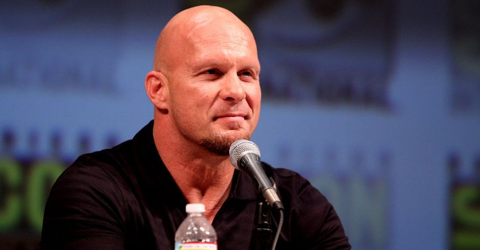 It Only Took 2 Minutes For A Foul-Mouthed Wrestler To Give His Absolute Thoughts On Gay Marriage