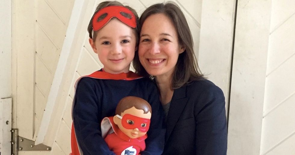 Meet 4 moms who created the one toy they wish they had as kids.