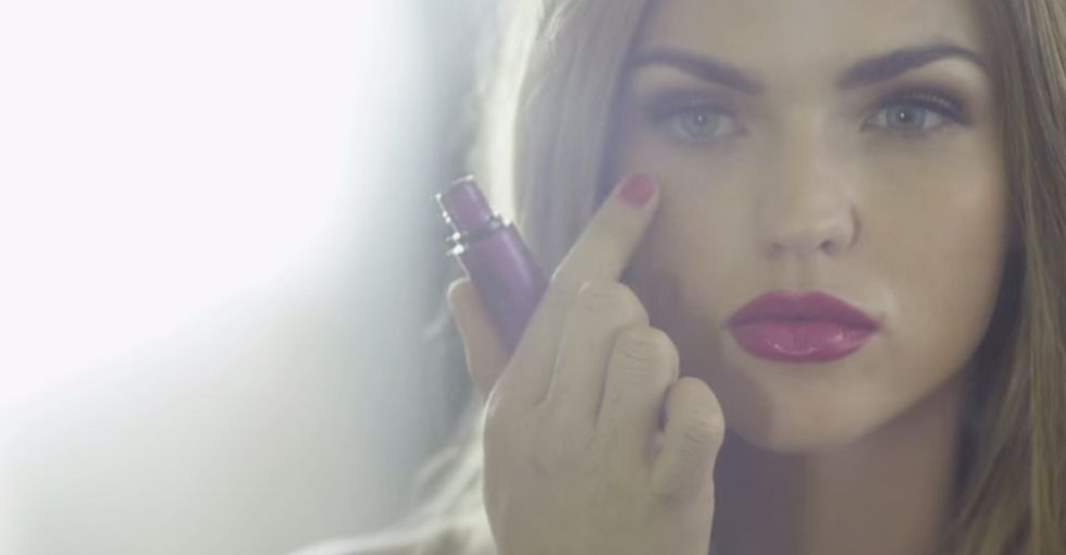 You'll Think She's Just A Dressy Blonde. But Watch Her Say 'F*ck That' In Spectacular Fashion.