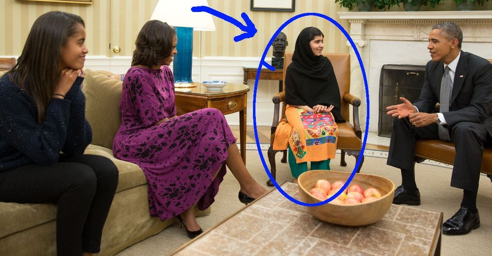 She's Known As Malala, But When She Revealed Her Other Names, I Got Teary