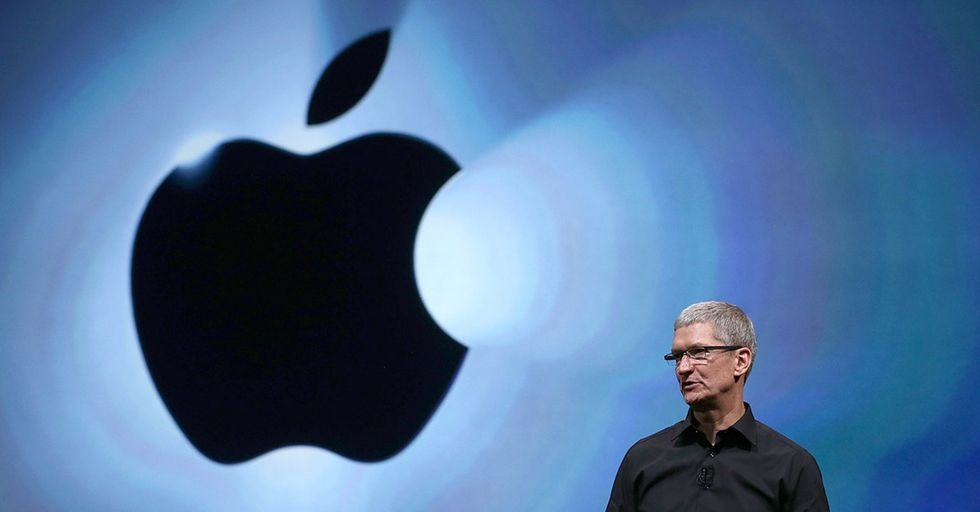 Apple's CEO Just Came Out Of The Closet. Let Me Clarify: He's Confirming That He's Gay. And Proud.