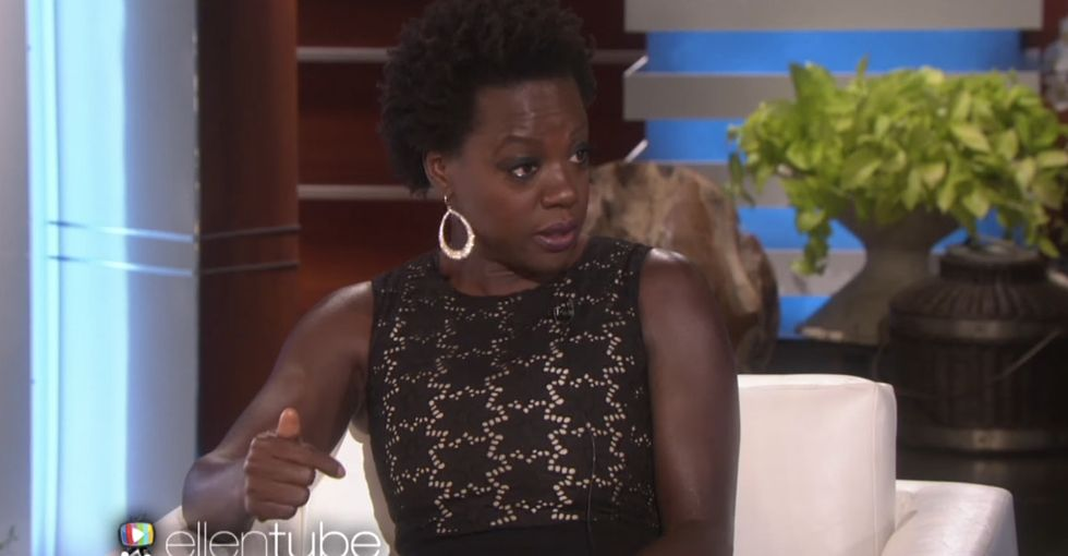 Her Character Was Only Supposed To Remove Her Makeup Before Bed. Then Viola Davis Made It Real.