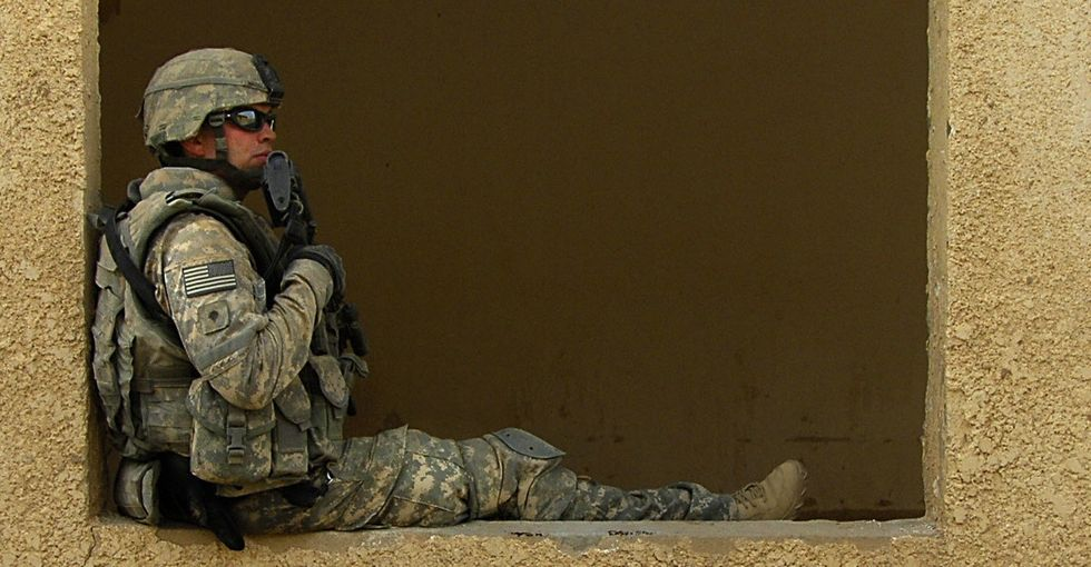 2 Quotes From A Famous Veteran That Show How Much Pain War Causes