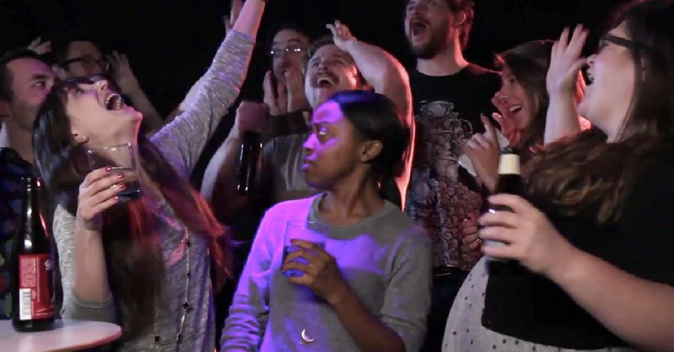 Watch What It's Like To Be The Only Black Friend In A Group Of White People