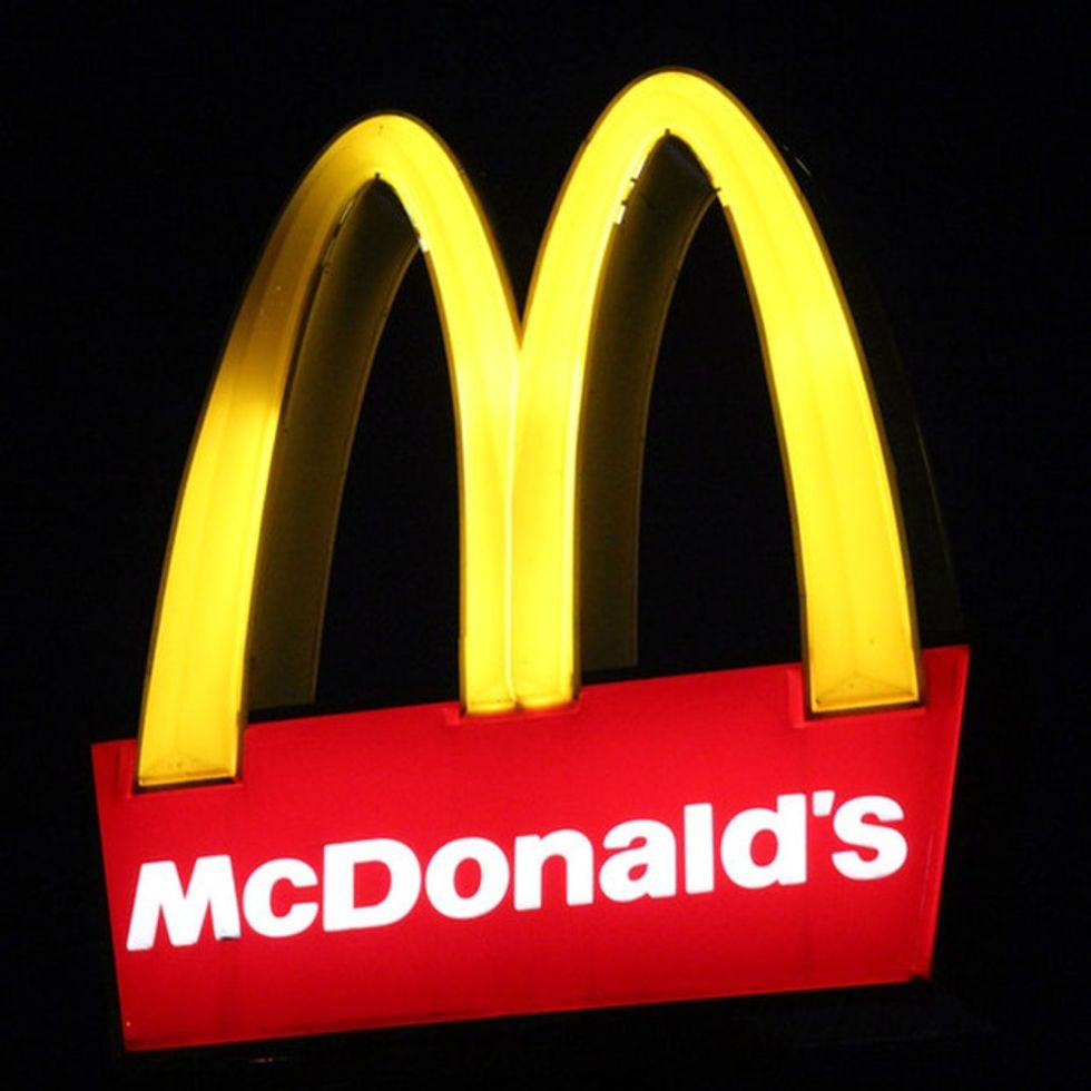 WTF? McDonald's Figured Out Another Way To Screw Its Own Employees.