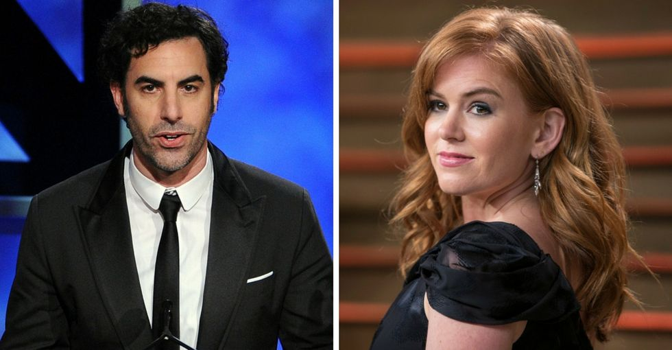 2 Hollywood stars donate $1 million to help refugee children.