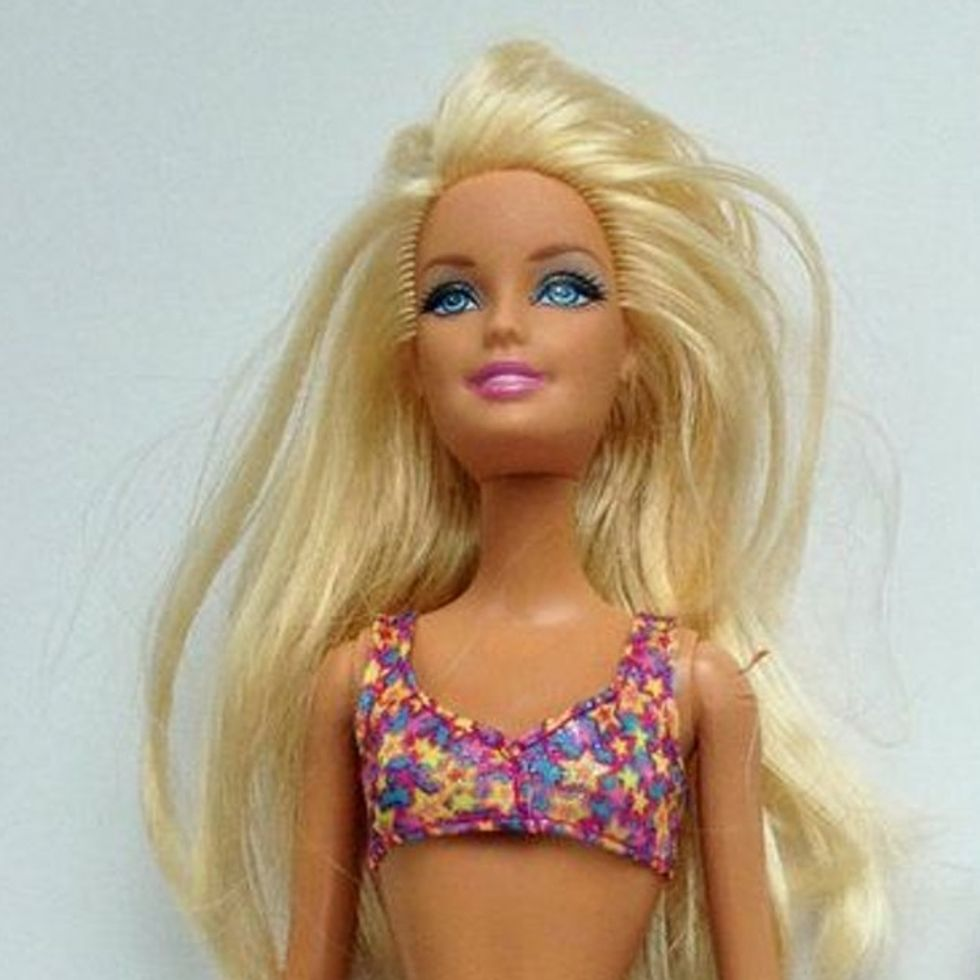 Meet The Wannabe New Barbie, No Longer Burdened With Those Unattainable Alien-Like Legs