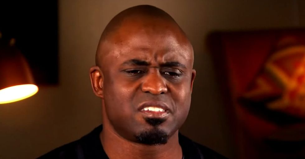 Wayne Brady Had A Full Mental Breakdown Because He Thought He Was Horrible, But Actually He's Brave