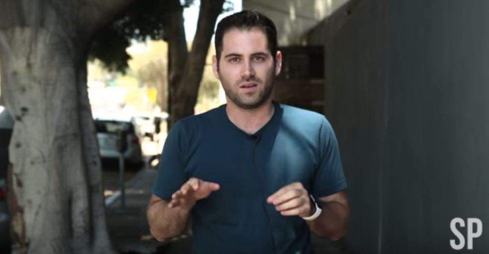 This movement wants guys to take a stand when women face verbal harassment.