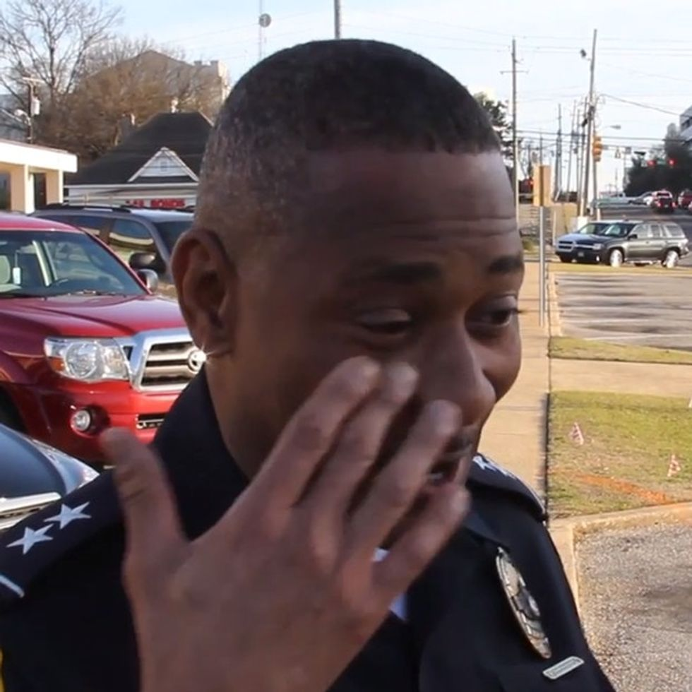 Why Did This Police Chief Apologize For Something He Didn't Do 50 Years After It Happened?