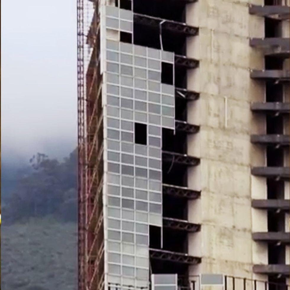 WOW! The Crazy Story Of How A Skyscraper Became A 45-Story Slum.