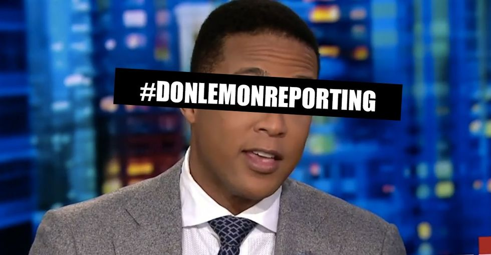 The Question Don Lemon 'Had To Ask' This Rape Accuser That Made Him A Twitter Laughingstock
