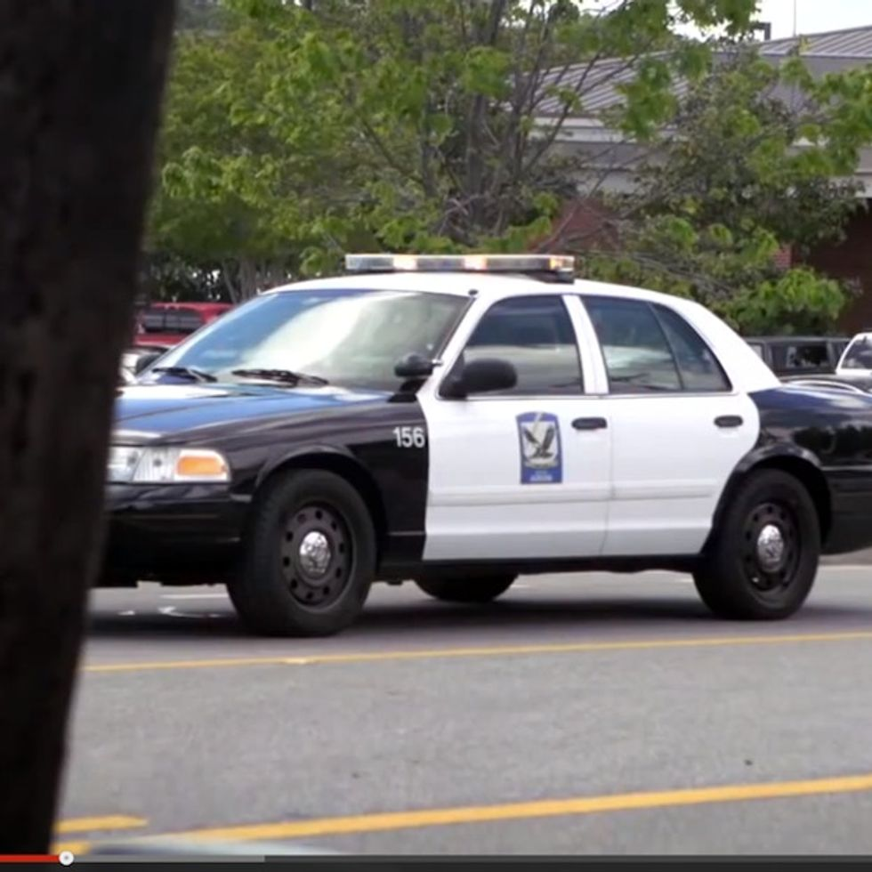 A Police Officer Gets Fired For Exactly The Wrong Reason