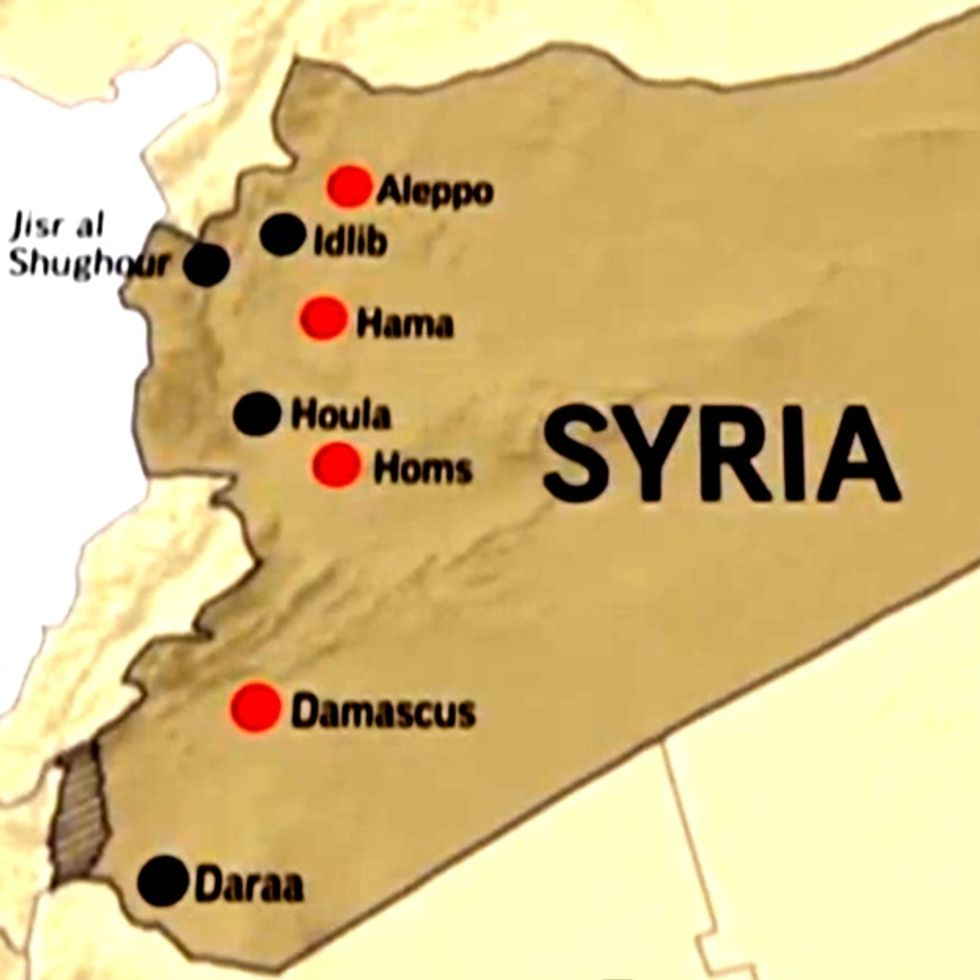 WATCH: A 2-Minute Video That'll Bring You Up To Speed On Syria