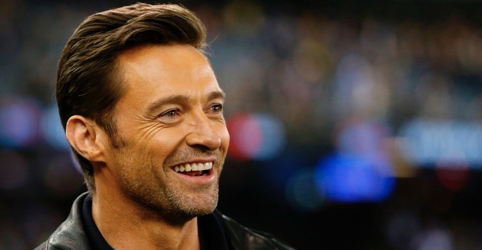 3 easy ways to protect yourself from UV rays, as told by Hugh Jackman GIFs.