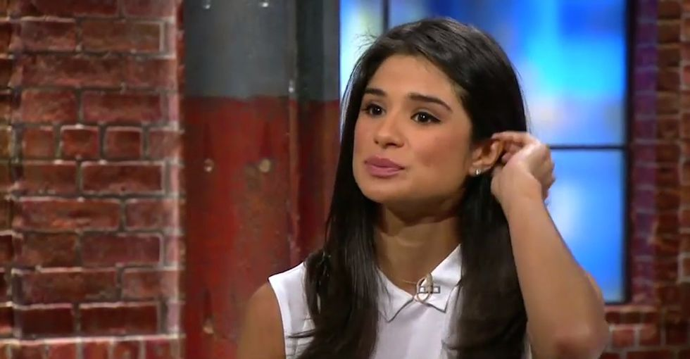 When she was 14, Diane Guerrero came home to find an empty house. Her story is like many others.