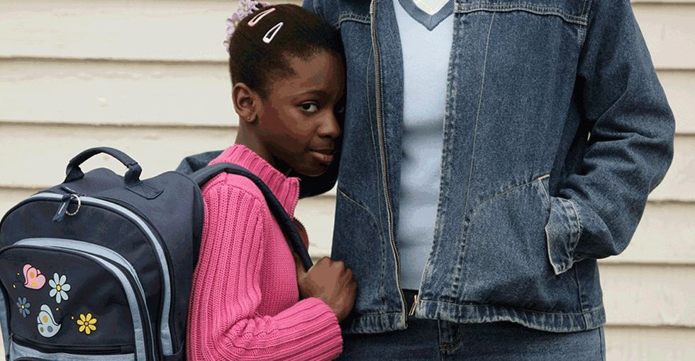 She was upset about her preschooler being suspended. When she spoke to the other moms, it got weird.