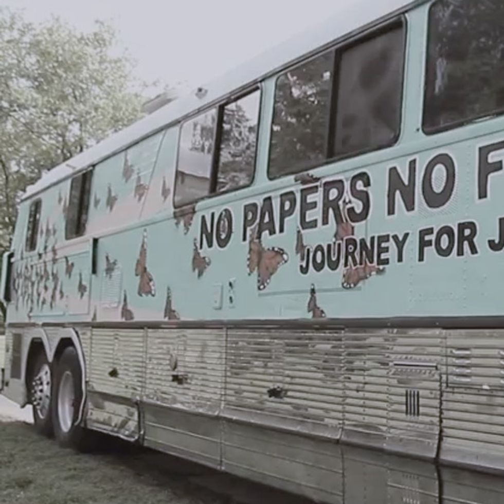 These People Took The Scariest Bus Ride I Can Imagine … And Now They're Going To Do It Again