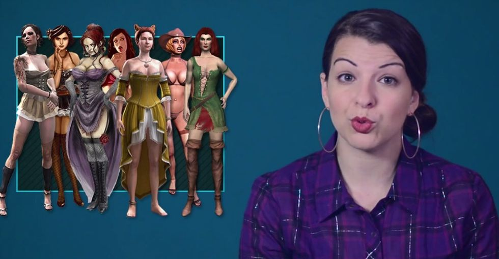 Women Can Look So Lifelike In Video Games. So Can The Way They Get Beaten To Death.