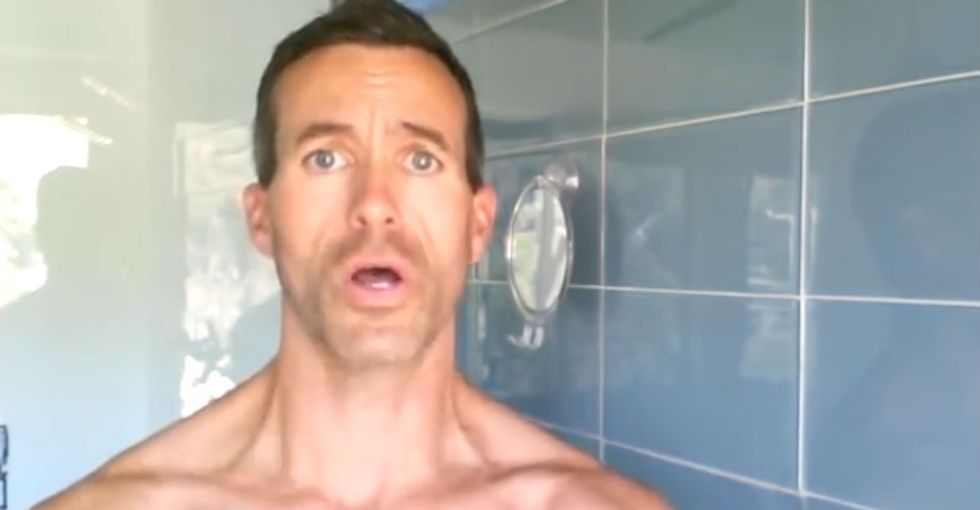 A Gay Athlete Took A Shower With His Straight Teammates And You'll Probably Guess What Happened