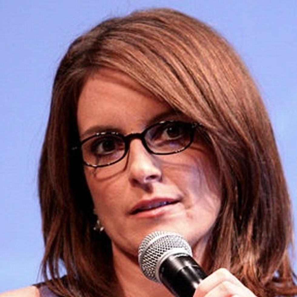 Tina Fey Lists All The Great Things That Come With Having Conservative Women Leaders