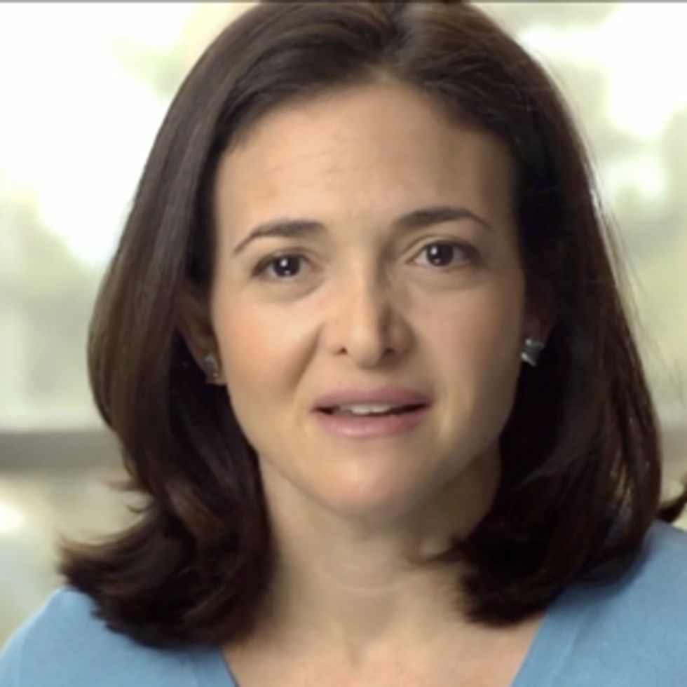 The Confession From Facebook's COO That Every Parent Should Hear