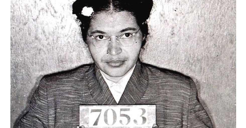 What actually happened with Rosa Parks is not what I learned in school.
