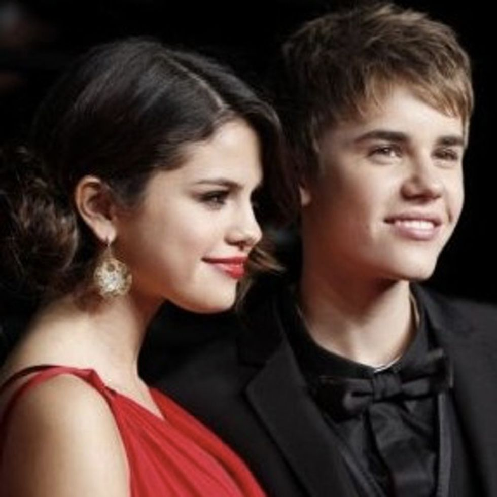 What are Selena Gomez and Justin Bieber doing in the House of Representatives?